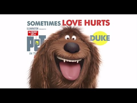 The Secret Life of Pets The Secret Life of Pets (Featurette 'Meet Duke')