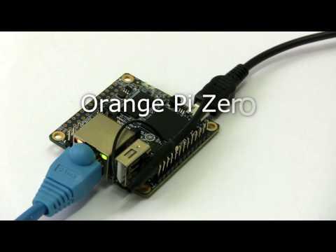 Raspberry Pi 3 vs Orange Pi Zero, Barcode Scanner Test