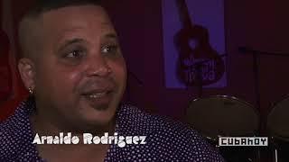 Arnaldo el cantor de los #CDR