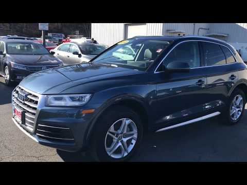 Pre-Owned 2018 Audi Q5 2.0T Premium Plus