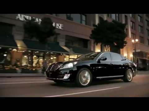 Hyundai  Equus Седан класса F - рекламное видео 3