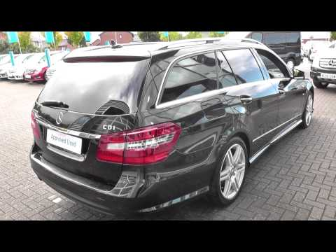 Mercedes-Benz E-Class Estate E250 CDI Sport Estate U25806