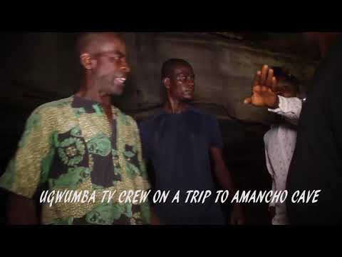 THE HIDDEN CAVES IN IGBOLAND......AMANCHO CAVE