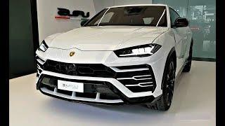 Lamborghini Urus 2018 NEW FULL Review Interior Exterior Infotainment