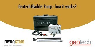 Geotech Bladder Pump - how it works?