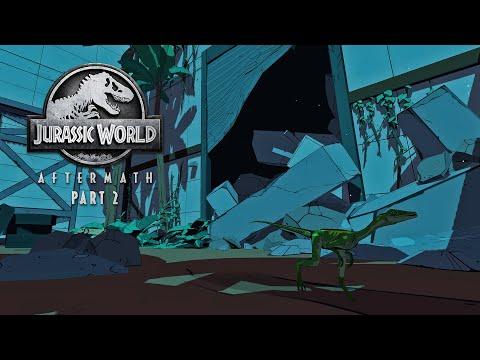 Release Date Trailer de Jurassic World Aftermath: Part 2