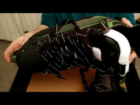 TOUR CODE 9 INLINE SKATES UNBOX + REVIEW!!!!!
