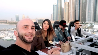 Extreme Dining In The Sky!!