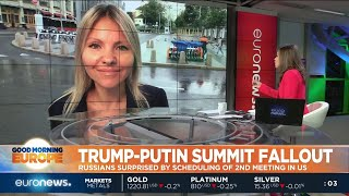 Trump-Putin Summit Fallout: Russians surprised by scheduling of 2nd meeting in US | Kholo.pk