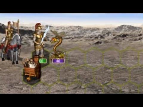 Герои меча и магии 5 карты сценарии