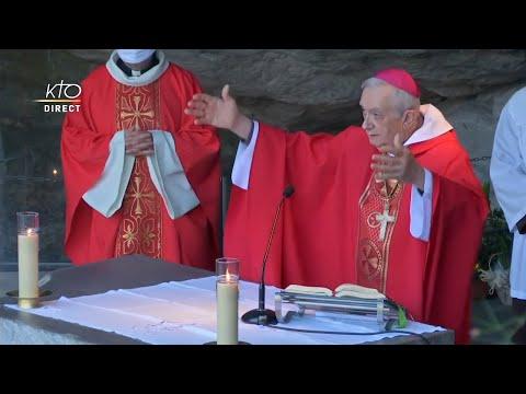 Messe du 14 septembre 2020 à Lourdes