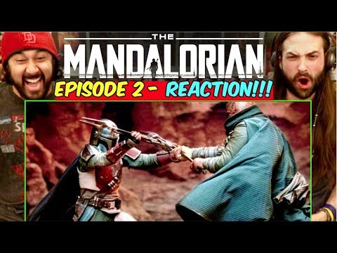 """THE MANDALORIAN   """"Chapter Two: The Child"""" - REACTION & REVIEW!!!"""