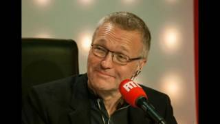 """Ruaudin aux """"Grosses têtes """" de RTL"""