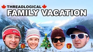❄️ DIY Freezing to Death - ft. Simplynailogical - Man Vs Vacation #2