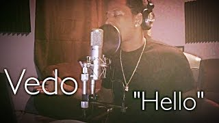 """Adele - Hello """"Cover"""" By: @VedoTheSinger"""