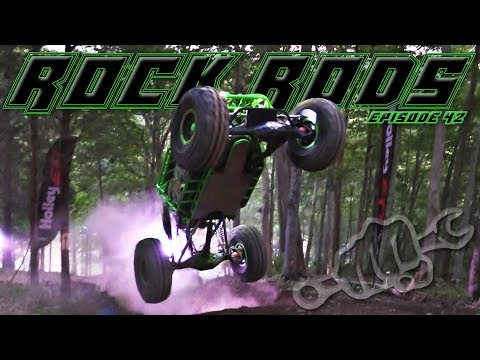Ultra4 vs SRRS Shootout at Dirty Turtle - Rock Rods Episode 42