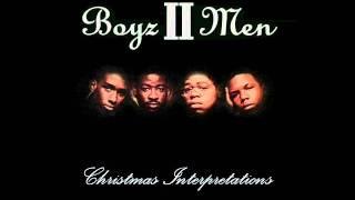 Boyz II Men- Let It Snow (Feat. Brian McKnight)