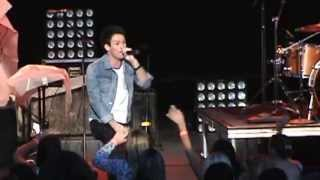 Chris Wallace - Keep Me Crazy - OC Fair - 7/20/13