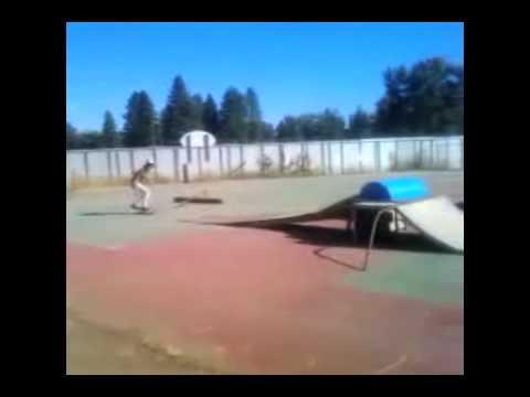 winthrop skatepark a.k.a. worst skatepark ever