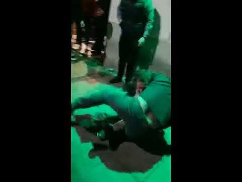 DOS DETENIDOS TRAS UNA PELEA EN UNA DISCOTECA DE SANTANDER