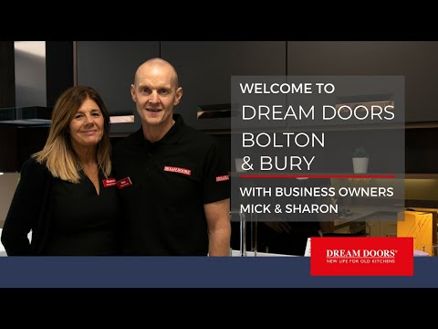Bolton and Bury Kitchen Showroom video
