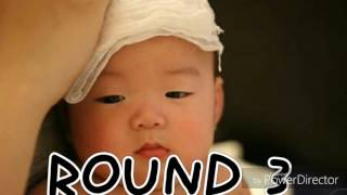TRY TO NOT LAUGH CHALLENGE WITH SONG TRIPLETS (DAEHAN MINGUK MANSE)