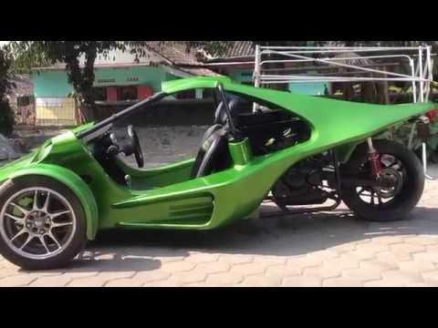Video My Homemade TGM  (Sigit Giri P., Adress: Klampokan, Granting, Jogonalan, Indonesia)