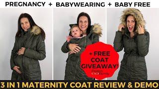 Babywearing Coat