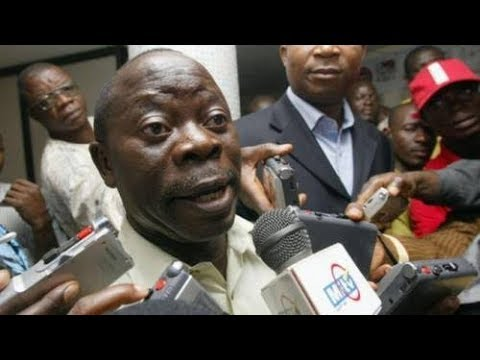 'Enough Is Enough!' — Oshiomhole Brands Bribe-Taking Allegations As 'Nonsense'
