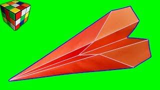 Как сделать самолет из бумаги. Самолет оригами своими руками. Поделки оригами
