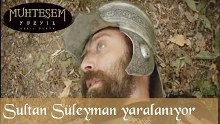 Sultan Süleyman Yaralanıyor - Muhteşem Yüzyıl 26.Bölüm