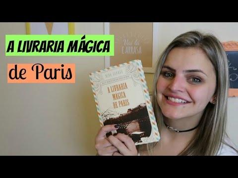 Tá na Estante: RESENHA A Livraria Mágica de Paris - Nina George   Fik Dik Blog