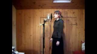 It Ends Tonight the all-american rejects cover (female vocal)