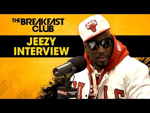 Jeezy Speaks On Motivating The Culture, Evolution, New Music + More