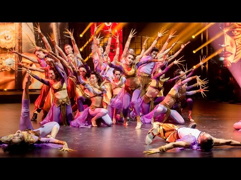 «Танцуют все». Вогае. Бурятский национальный театр песни и танца «Байкал»