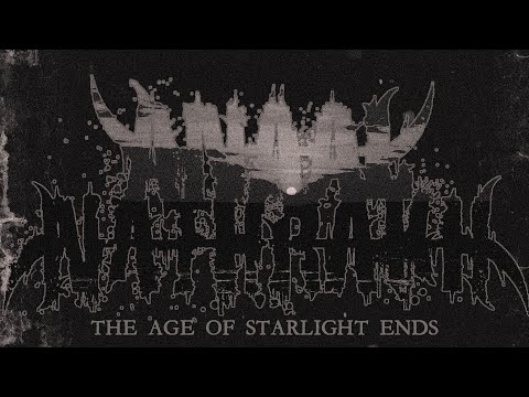 Anaal Nathrakh - The Age of Starlight Ends (LYRIC VIDEO) online metal music video by ANAAL NATHRAKH