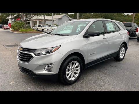 Certified Pre-Owned 2018 Chevrolet Equinox FWD 4dr LS w/1LS