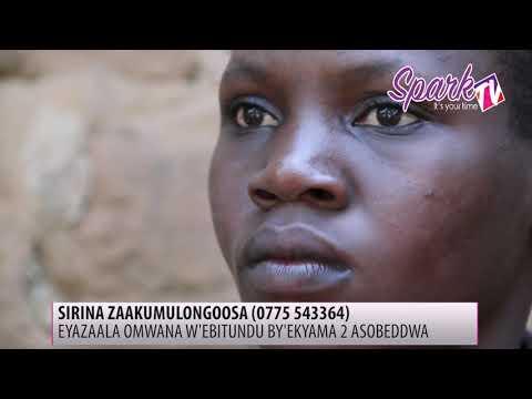 Omwana alina ebitundu by'ekyama bibiri assatizza abamuzaala