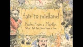 Dance of the Manatee-Fair to Midland
