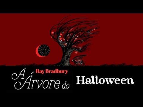 #33 A ÁRVORE DO HALLOWEEN - RAY BRADBURY