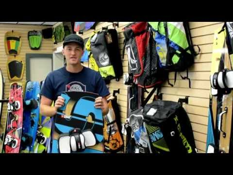 2015 Best Spin Kiteboard Review