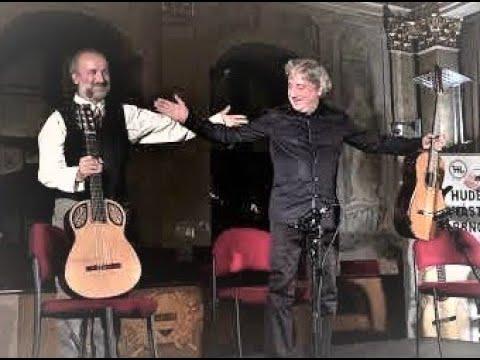 Jaroslav Ježek Bugatti Step, Vladislav Bláha & Matěj Rak guitars