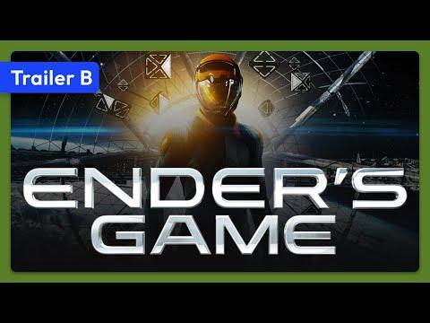 Video trailer för Ender's Game (2013) Trailer B
