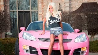 Wanita Ini Habiskan 6,5 Milyar Untuk Serupa Dengan Boneka Barbie