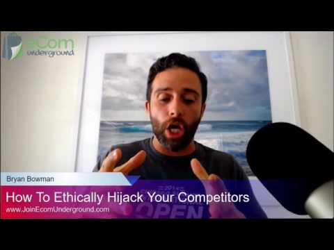 eCom Underground Daily 010 - AMS Product Display Ads...Ethically Hijack Your Competitor Listings