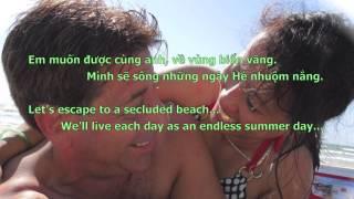Lời Yêu Thương (onscreen lyrics) by Ý Lan