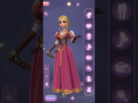 Dress Up:Time Princess! Swan Lake 1-6 Gameplay