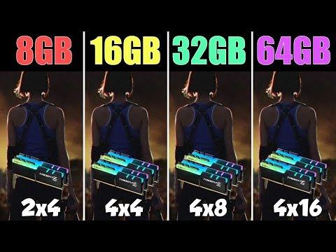 測次7款遊戲需要多少GB的記憶體