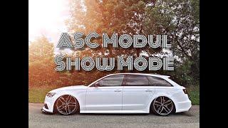 ASC Show Mode | Aktivieren -Deaktivieren