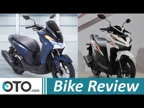 Skutik 125 cc | Bike Review | Beli Honda Vario atau Yamaha Lexi? | OTO.com